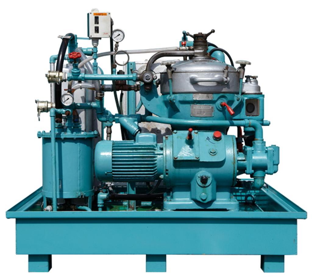 MAB 205 met 36 KW heater